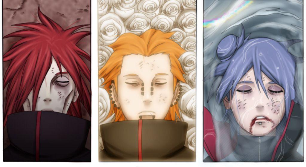 Pein, Konan, Nagato (NARUTO) | Nagato | Pinterest | Naruto, Naruto ...