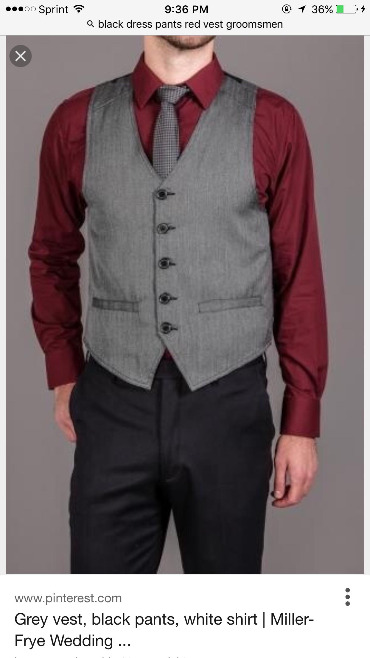 Pin By Kelsi Dirham On Wedding Grey Pants Men Cool Suits Business Dress Code [ 2208 x 1242 Pixel ]