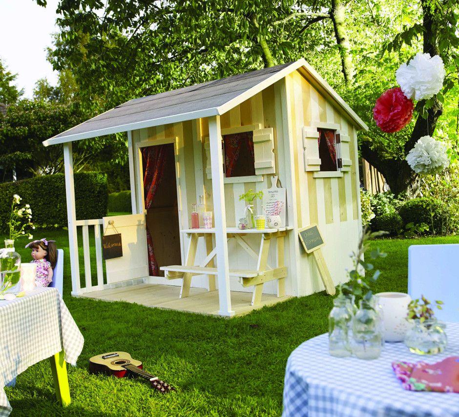 cabane casto cabane kids house backyard playground et. Black Bedroom Furniture Sets. Home Design Ideas