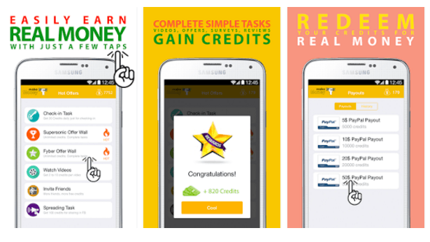 The Very Best Apps To Make Money With No Experience Necessary Best Money Making Apps Money Apps Apps That Pay You