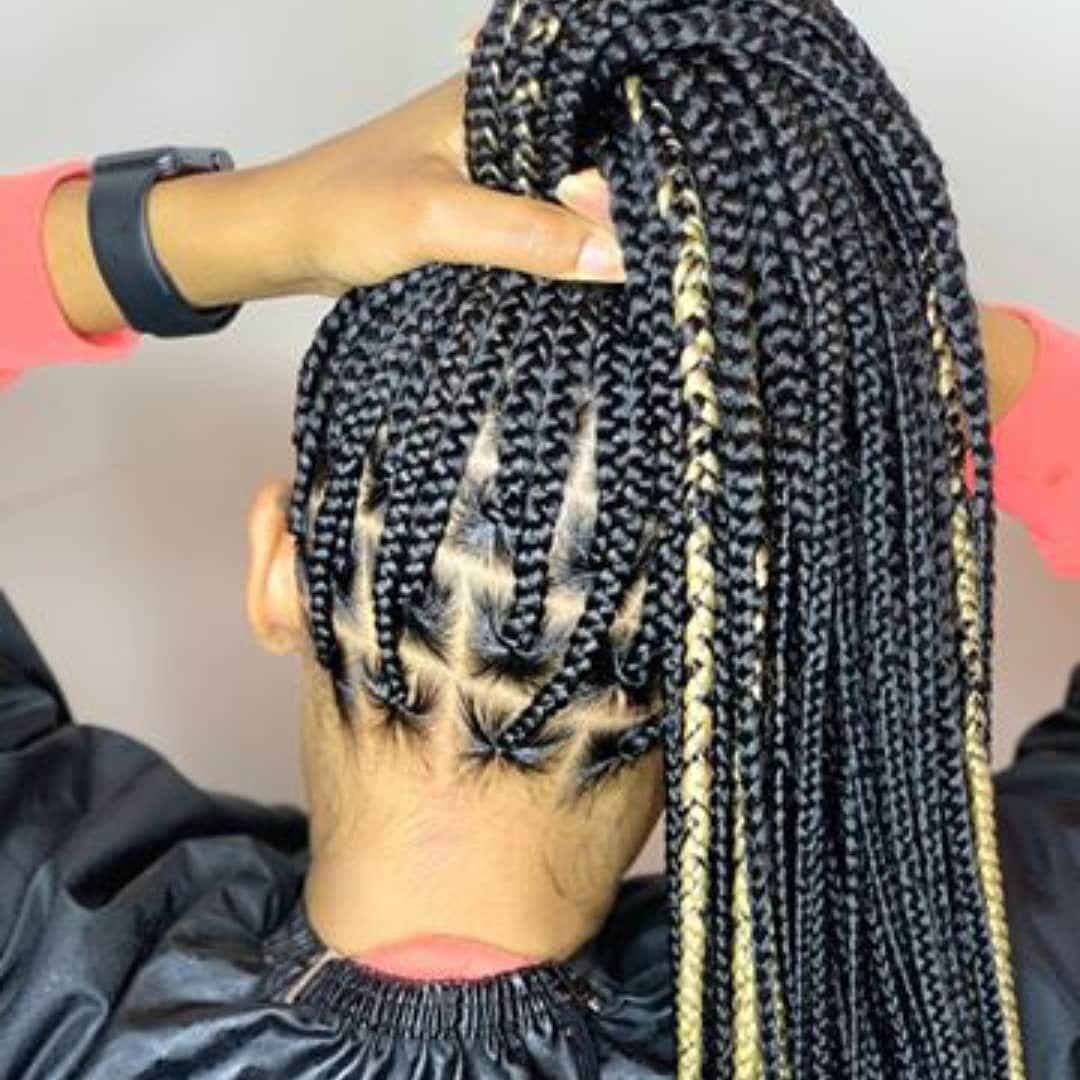 2020 American And African Hair Braiding Cornrows 55 Trending Hair Bra In 2020 African Braids Hairstyles Pictures African Braids Hairstyles African Hair Braiding Styles