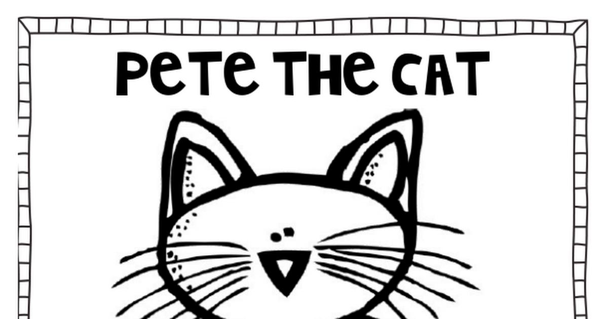 Pete the Cat Subtraction Mat.pdf Pete the cat, Cats, Cat