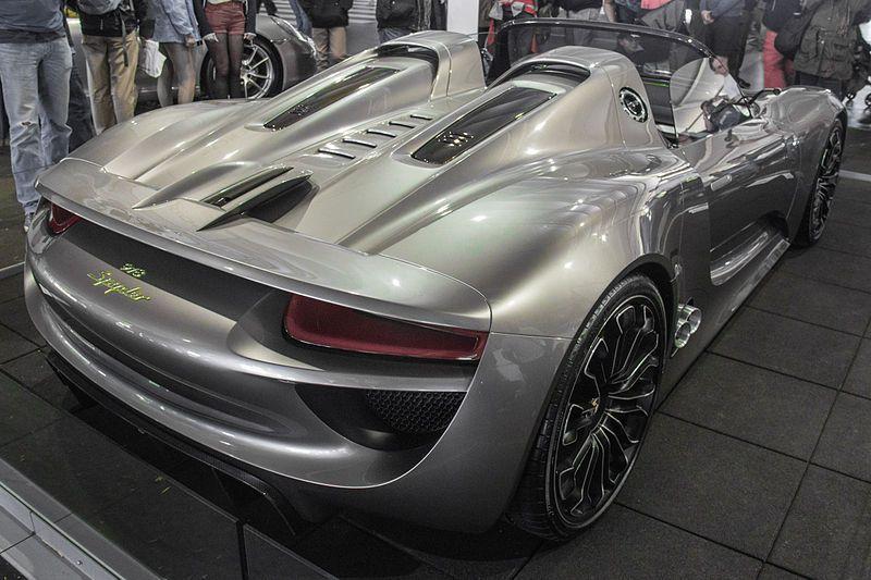 Porsche Cars Models List
