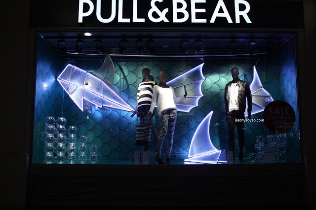 JY by Jasonyao Yao: PULL AND BEAR IN OXFORD STREET