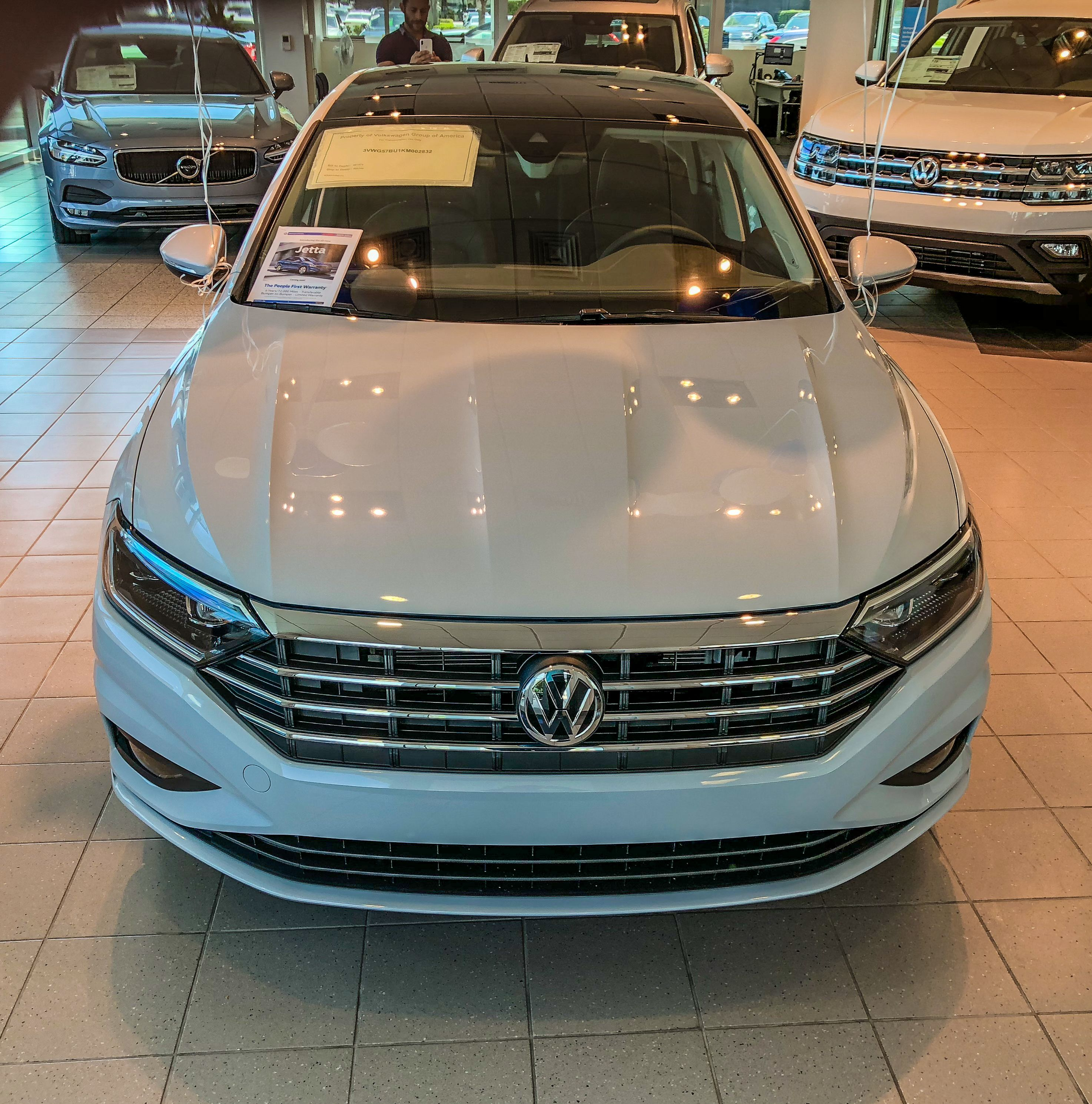 Check Out This Photo From Our Team Member Andrew S Of The All New 2019 Volkswagen Jetta Sel Available Now Fields Volkswagen Volkswagen Jetta Vw Jetta