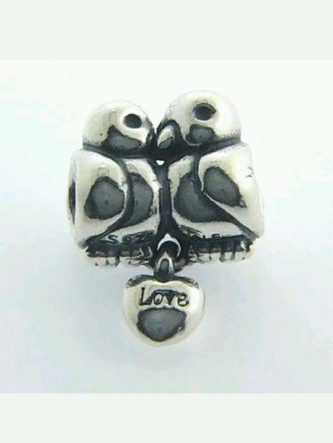 "PANDORA STERLING SILVER LOVE BIRDS ""ANNIVERSARY"" CHARM 791033 https://t.co/76qeH57WhG https://t.co/97I6EQ7KZi"