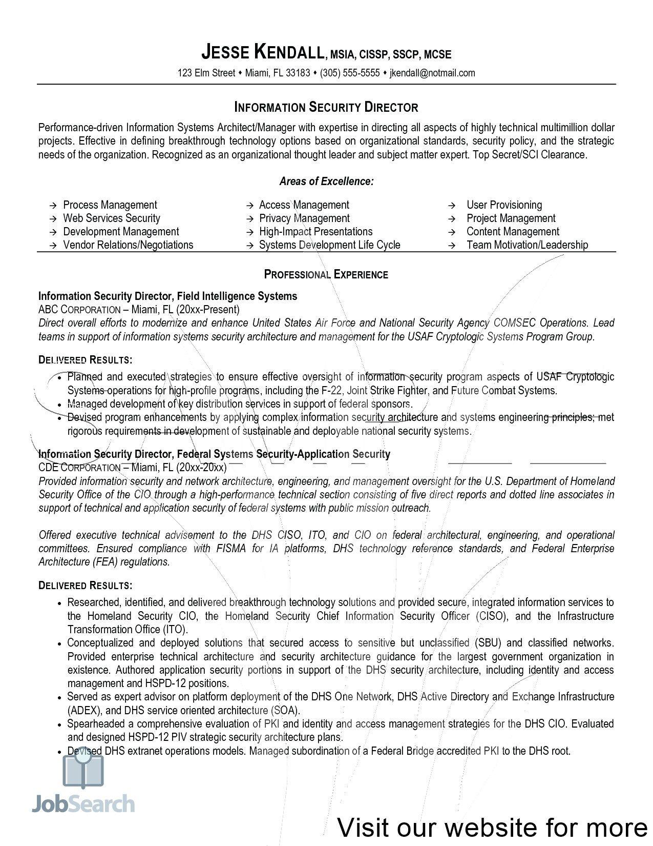 Resume Design Creative Professional In 2020 Security Resume Resume Examples Resume Design Creative