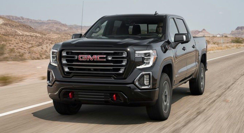 2019 Gmc Gmc Sierra Gmc Gmc Trucks