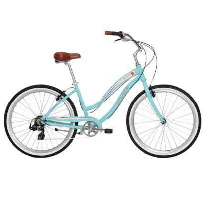 Forge Women S Sconset 17 Beach Cruiser Bike Light Blue Beach