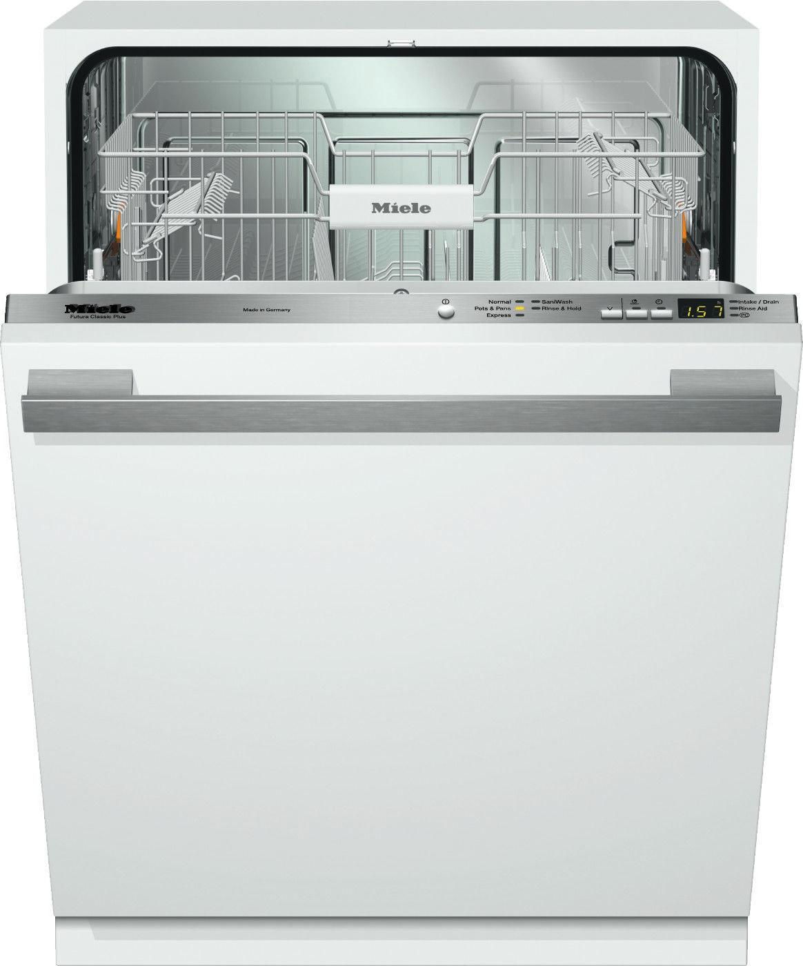 Miele G 4975 Vi Classic Plus Dishwasher Built In Dishwasher Integrated Dishwasher Basket Design