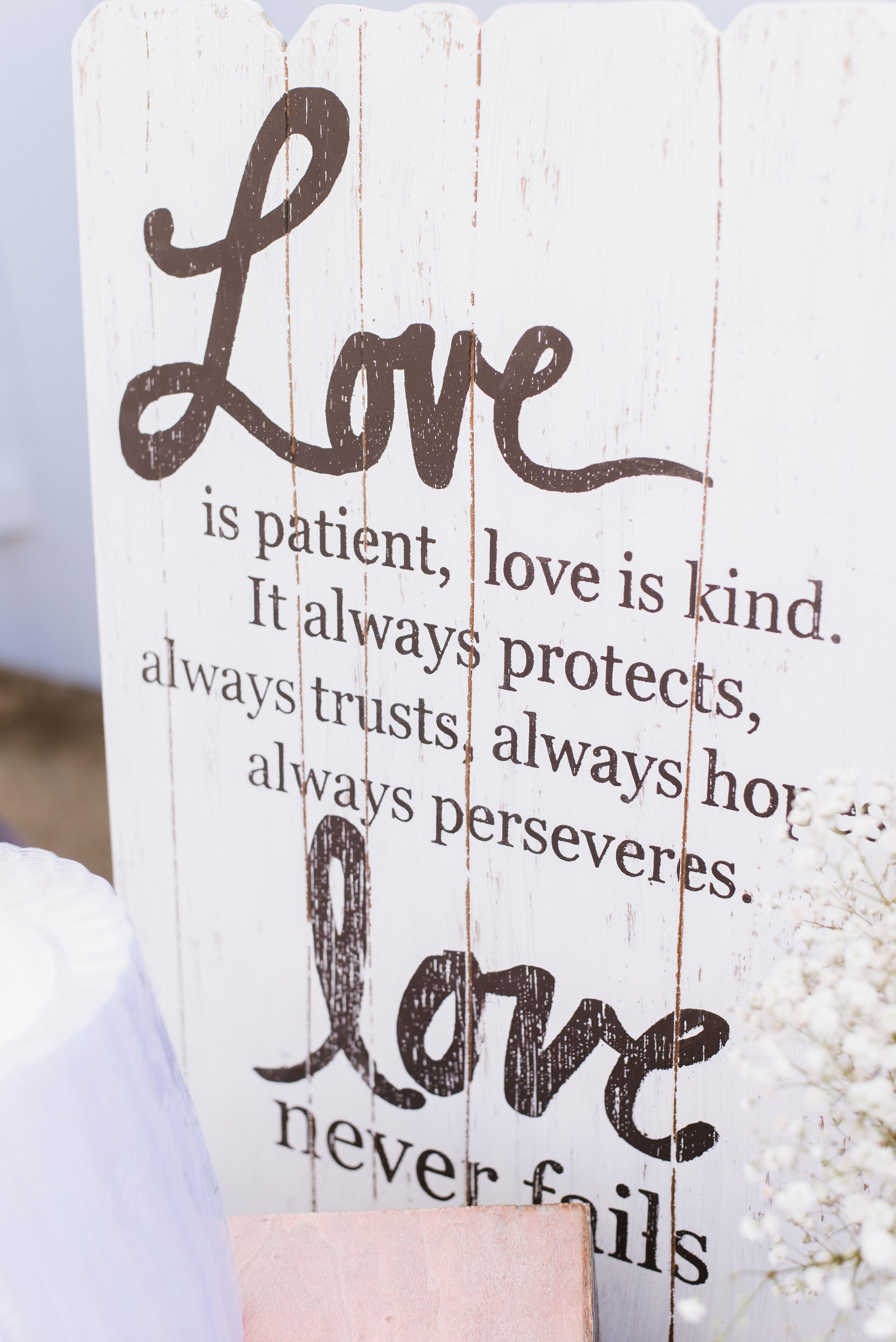 Pin by Dishu on quotes | Rustic elegant wedding ...