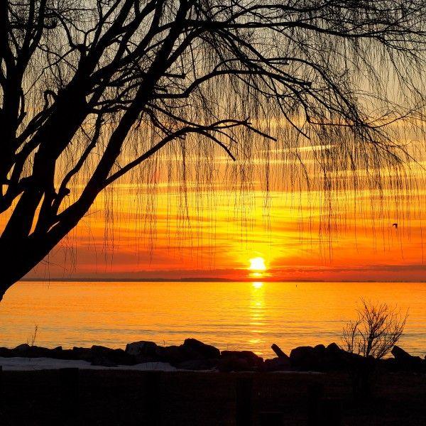 Burning Delight Heather Lee Trimm Winter Sunrise Sunrise Landscape Photography