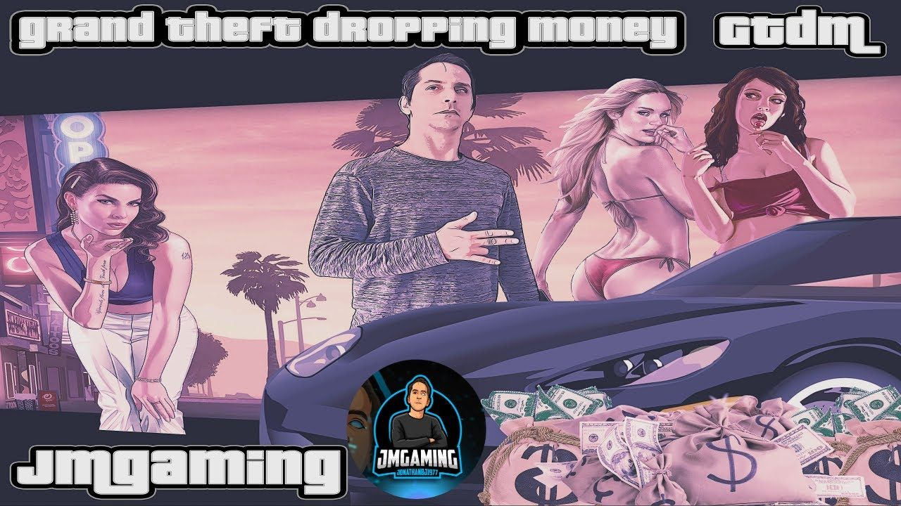 GTA V FREE on EPIC GAME Money Drop PC every day Jonathan