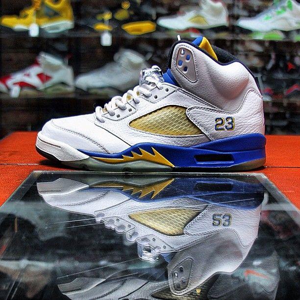 """""""Laney"""" Air Jordan 5 Retro"""