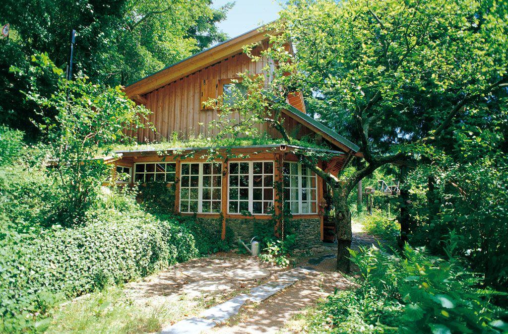Wochenend-Domizil: Ferienhütte wird Bio-Haus - Altbau - Hausideen, so wollen wir bauen - DAS HAUS