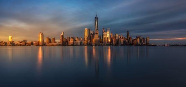 NYCn @DAVID MARTIN CASTAN #landscape
