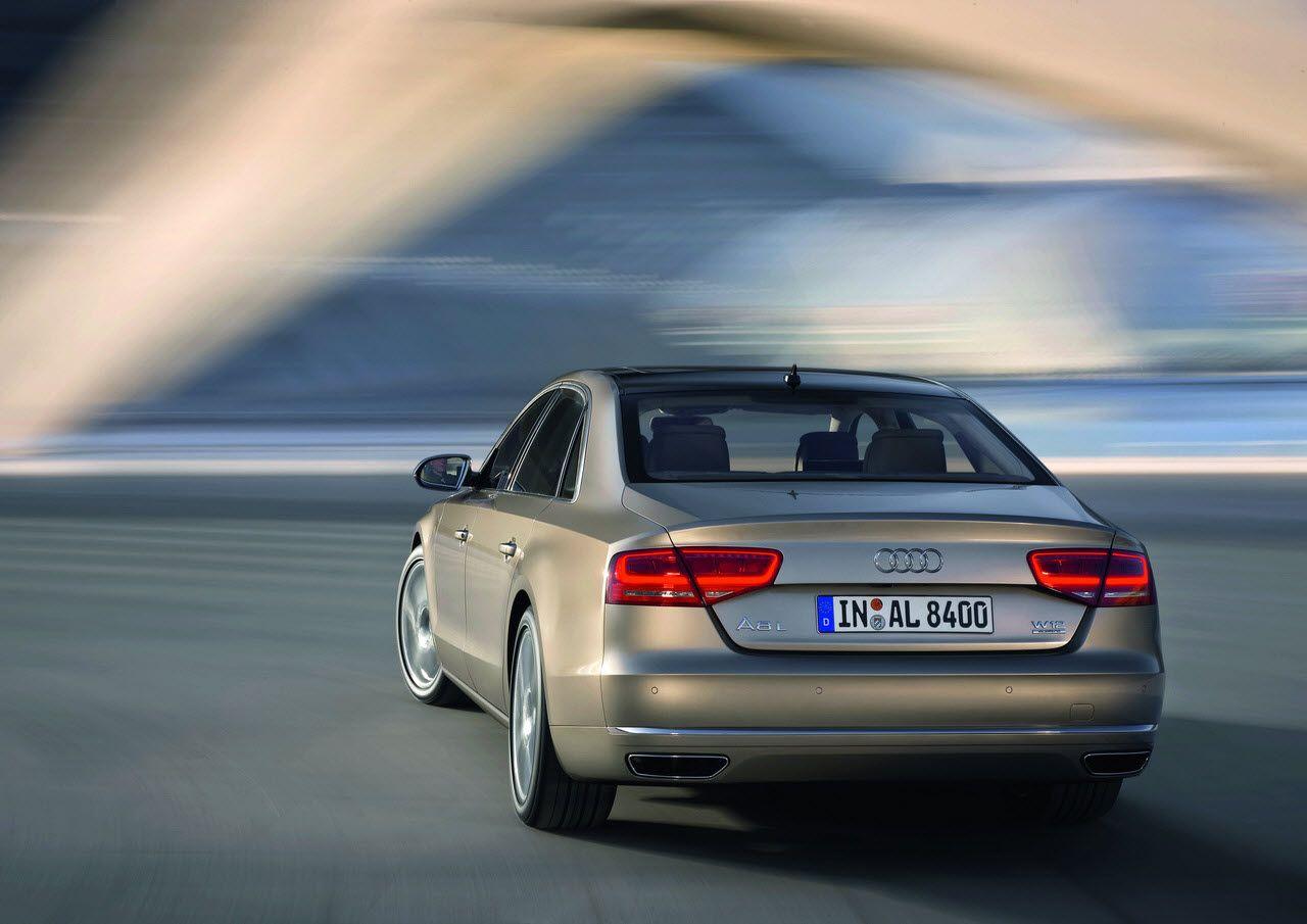 Audi A8 L 42 quattro