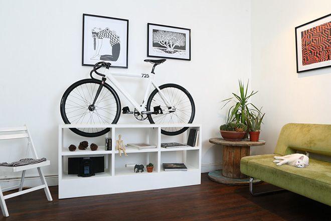 Die perfekte Inneneinrichtung für Bike-Nerds - Mpora Fahrrad - inneneinrichtung