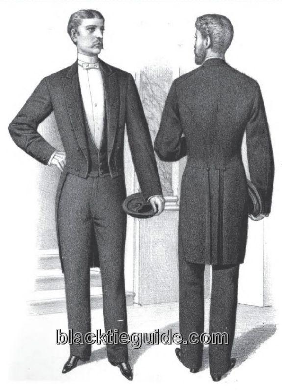 late victorian fashion men - photo #19