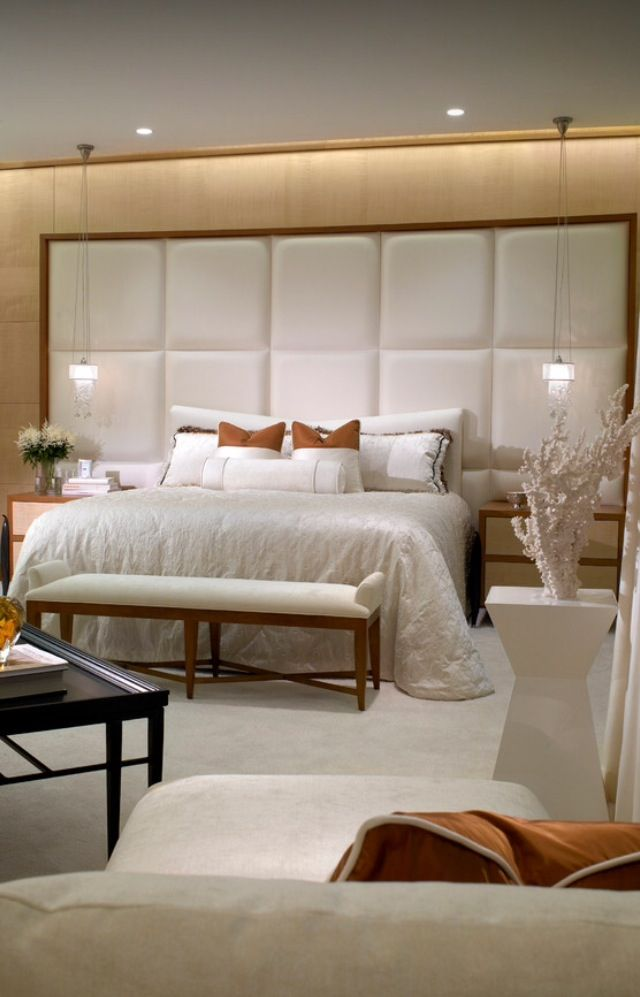 Luxury bedrooms luxurydotcom via houzz · chambre parentschambre adulte chambres de luxeidées