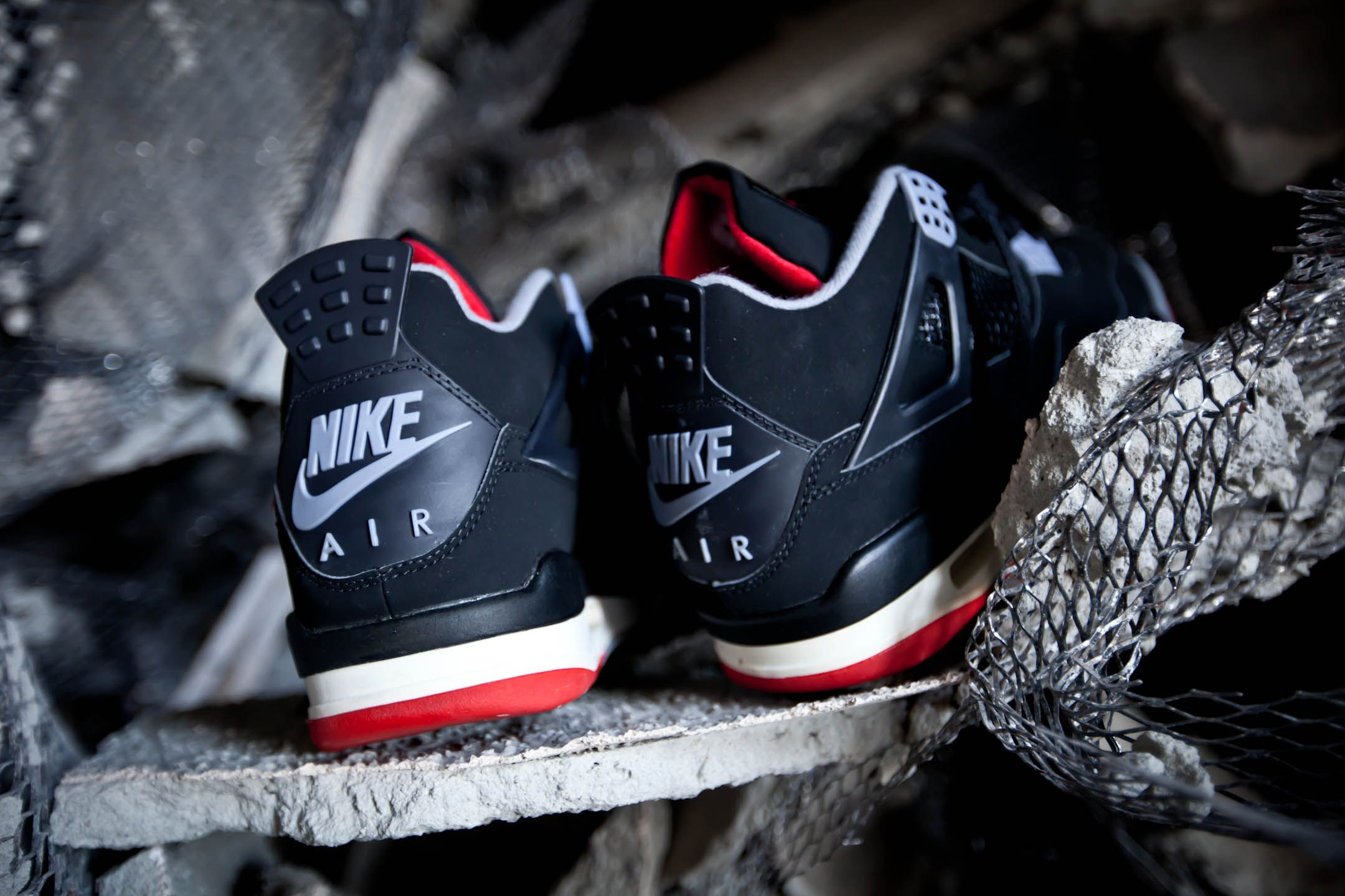 Nike Air Jordan 4 Retro Bred to Return in the New Year