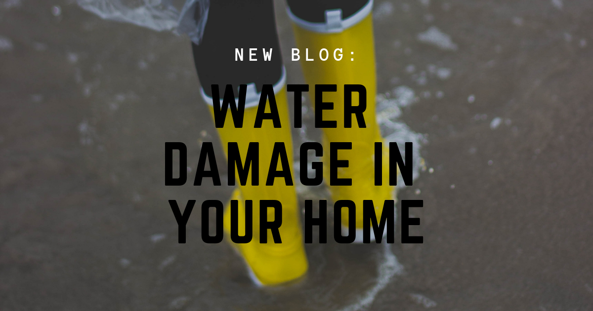Water damage is the leading cause of propertyrelated