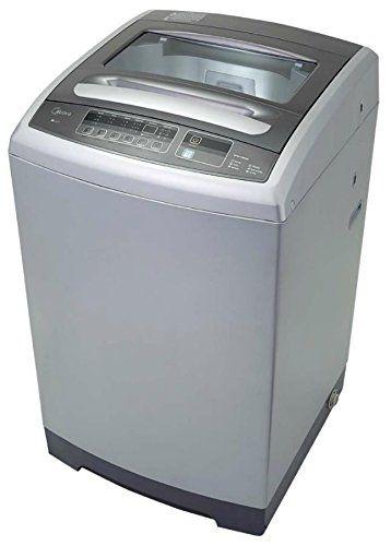 midea MAE50-1102PSS 1.6 cu. ft. Top Loading Portable Wash ...
