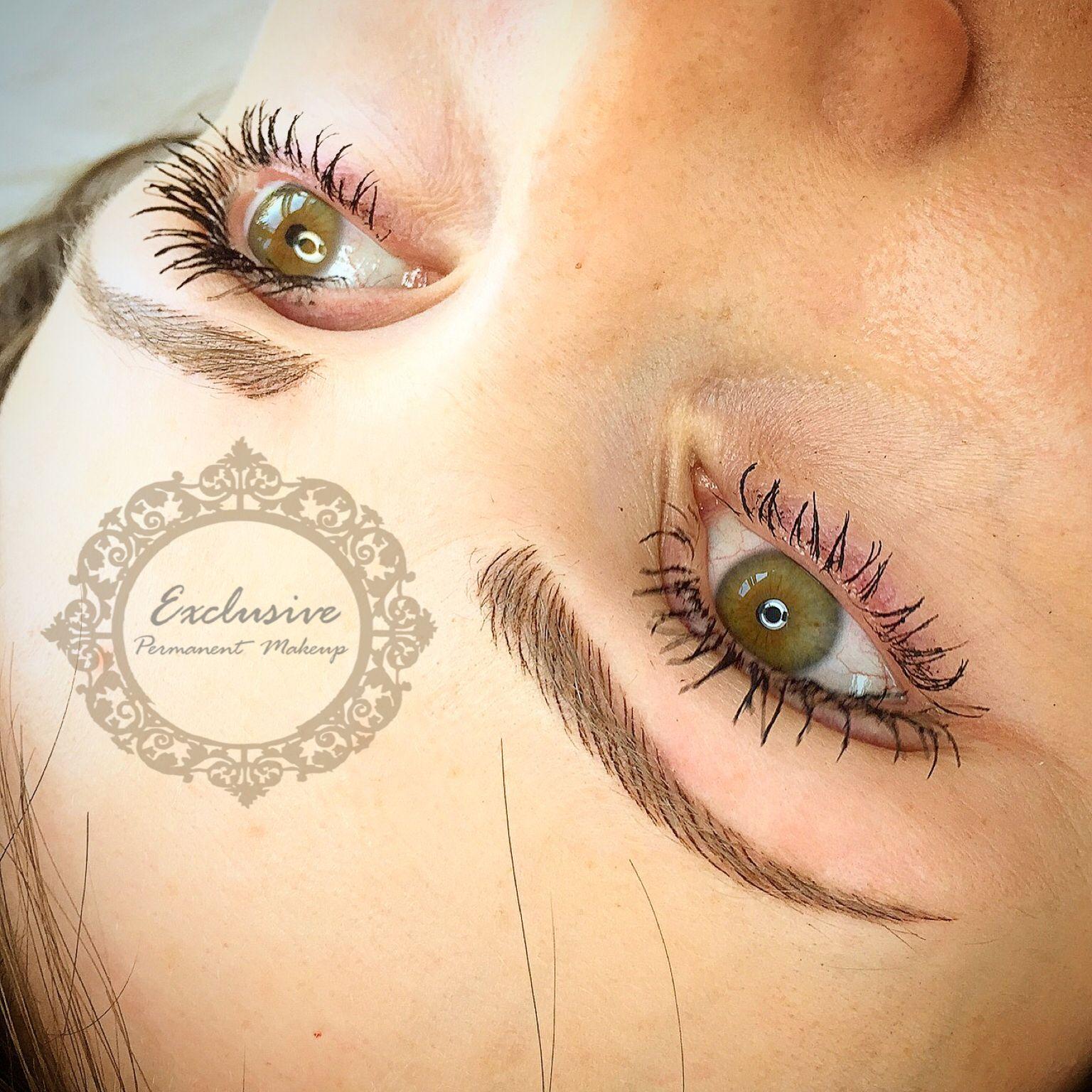 Microbladed Eyebrows Eyebrow tattoo, Eyebrows, Brows