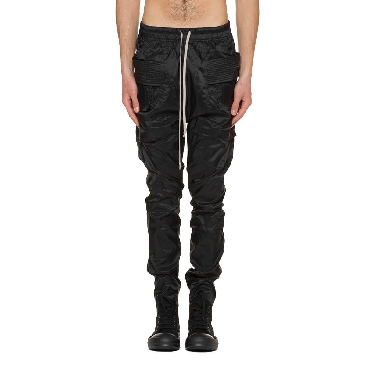 47ed108989b Creatch cargo from the S S2018 Rick Owens DRKSHDW collection in black