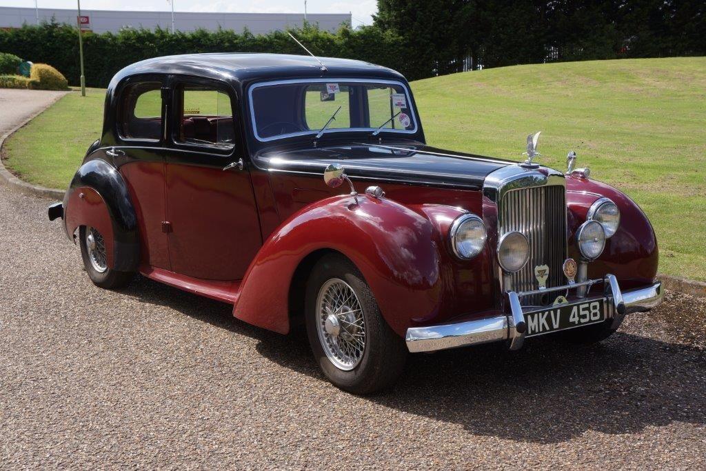 1953 Alvis TC21 Saloon | Antique Cars - 2 | Pinterest | Cars ...