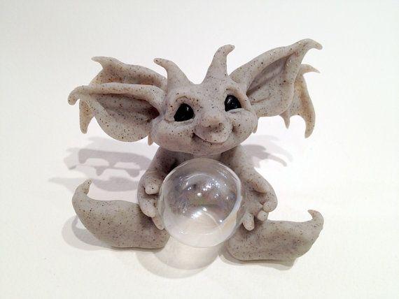 OOAK Original Goblin Troll Fairy  Baby by HedegaardsWhimsies