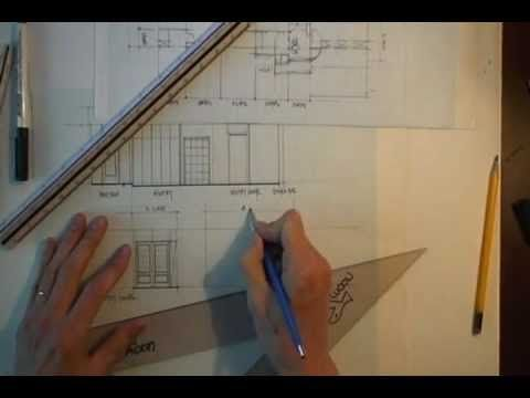 Interior Elevation - Drawing (오정아트홀 문화예술기초강좌 실내건축드로잉 소개-1) - YouTube
