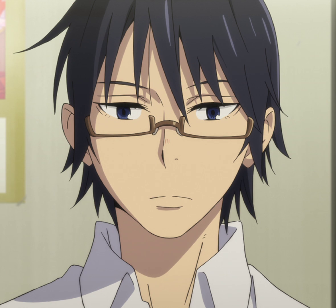 Gambar Male Anime Characters 4 oleh Eli Esh Inai, Manga