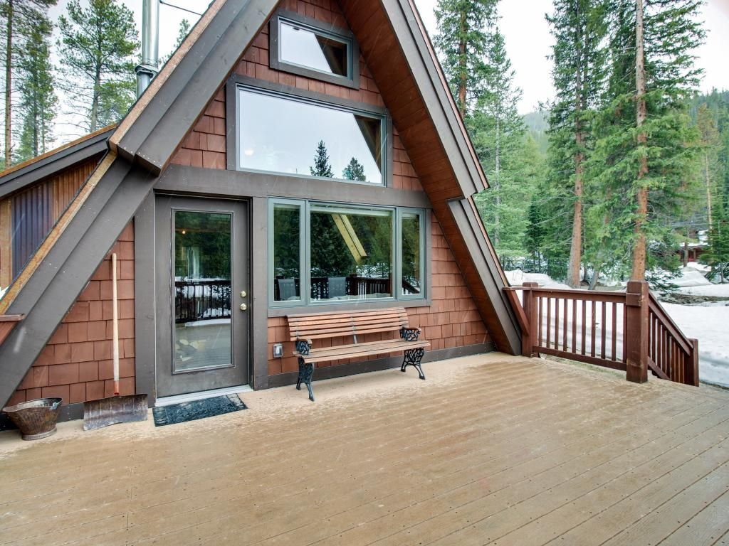 PetFriendly AFrame Cabin in Arapaho National Forest in