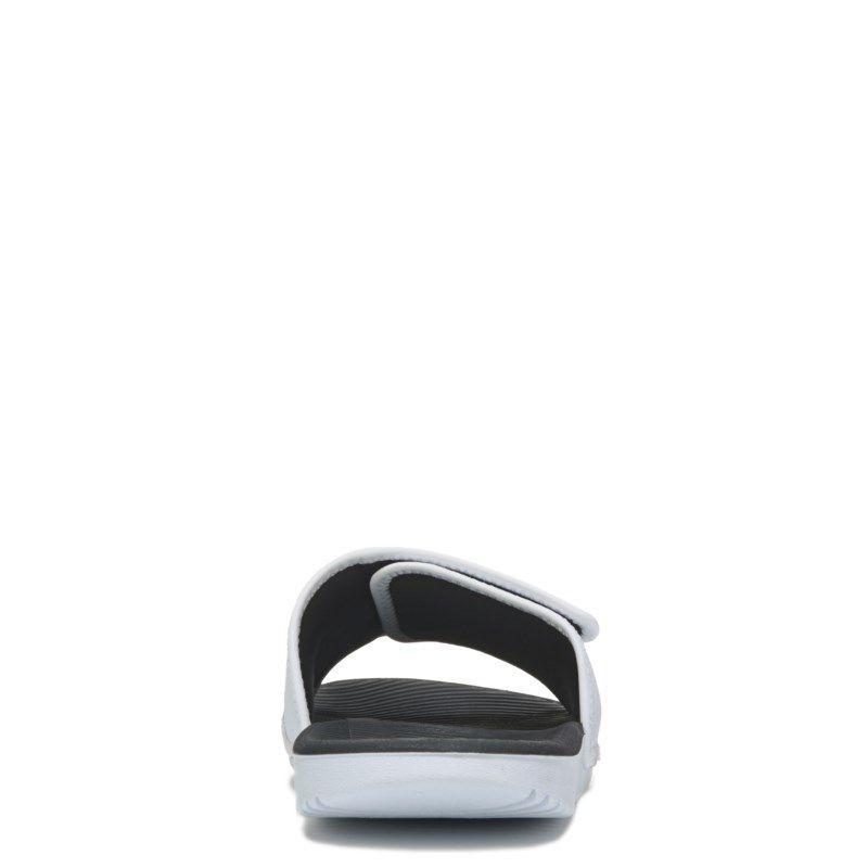 e46b73705bd Nike Men s Kawa Adjust Slide Sandals (White Black) - 13.0 M  slidesshoes