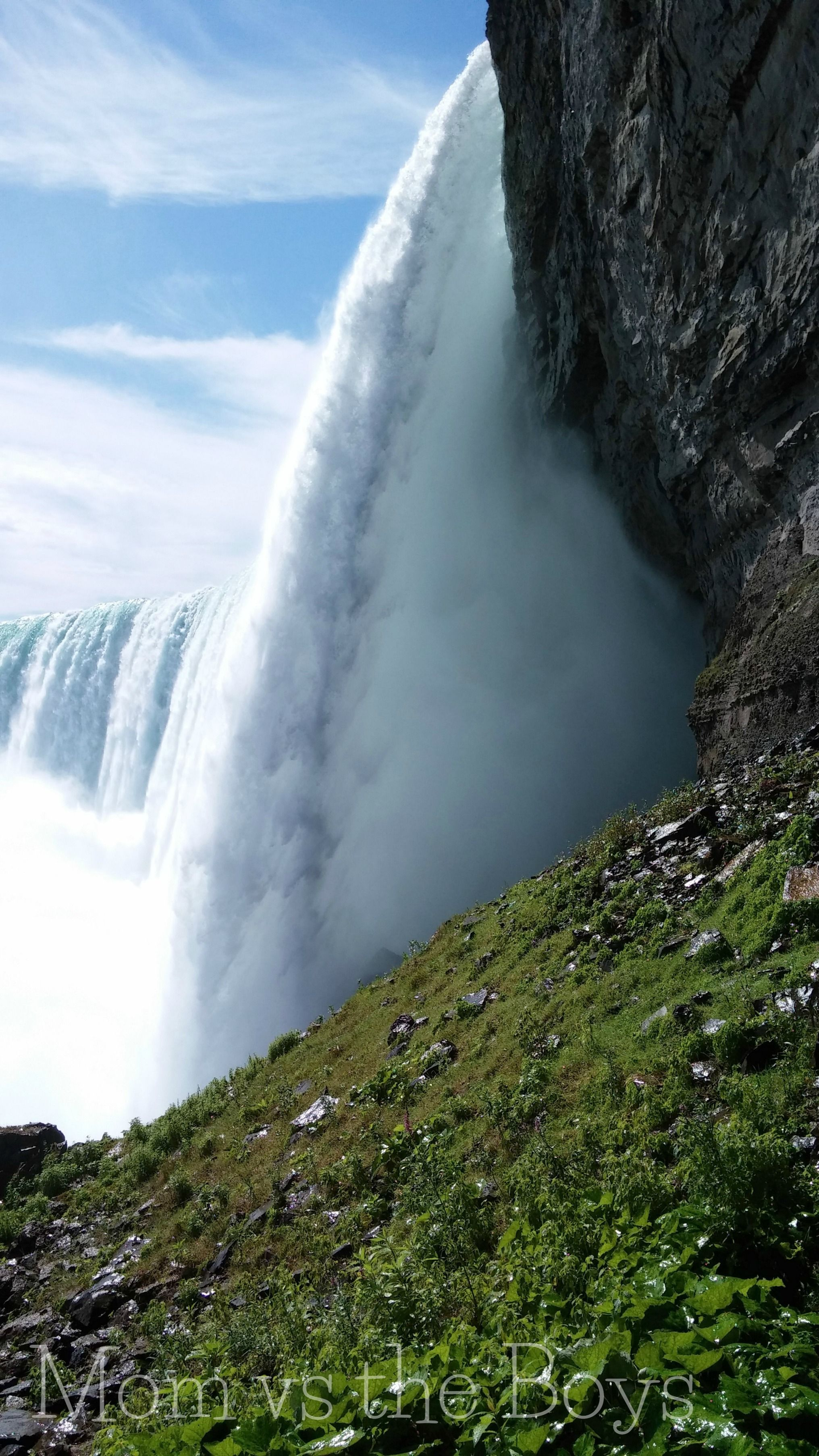 Experiencing Niagara Falls Ontario from Above, Below and ...