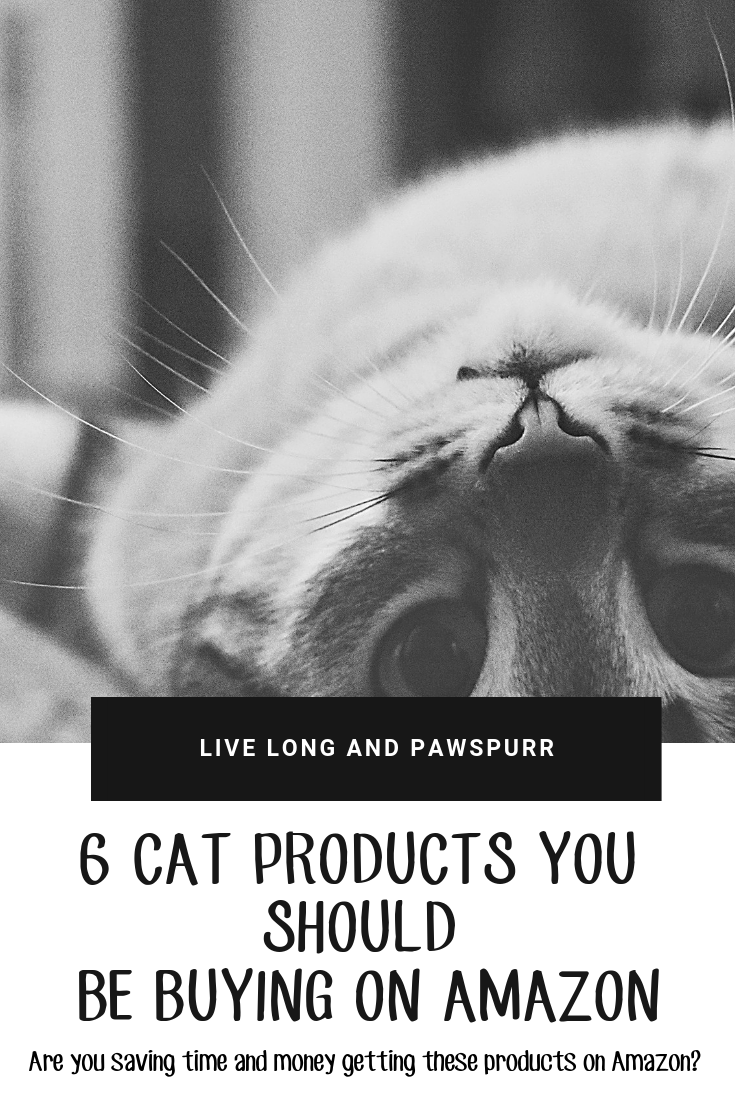 6 Cat Products You Need To Be Buying From Amazon In 2020 Live Long And Pawspurr Cat Care Cat Training Cat Grooming