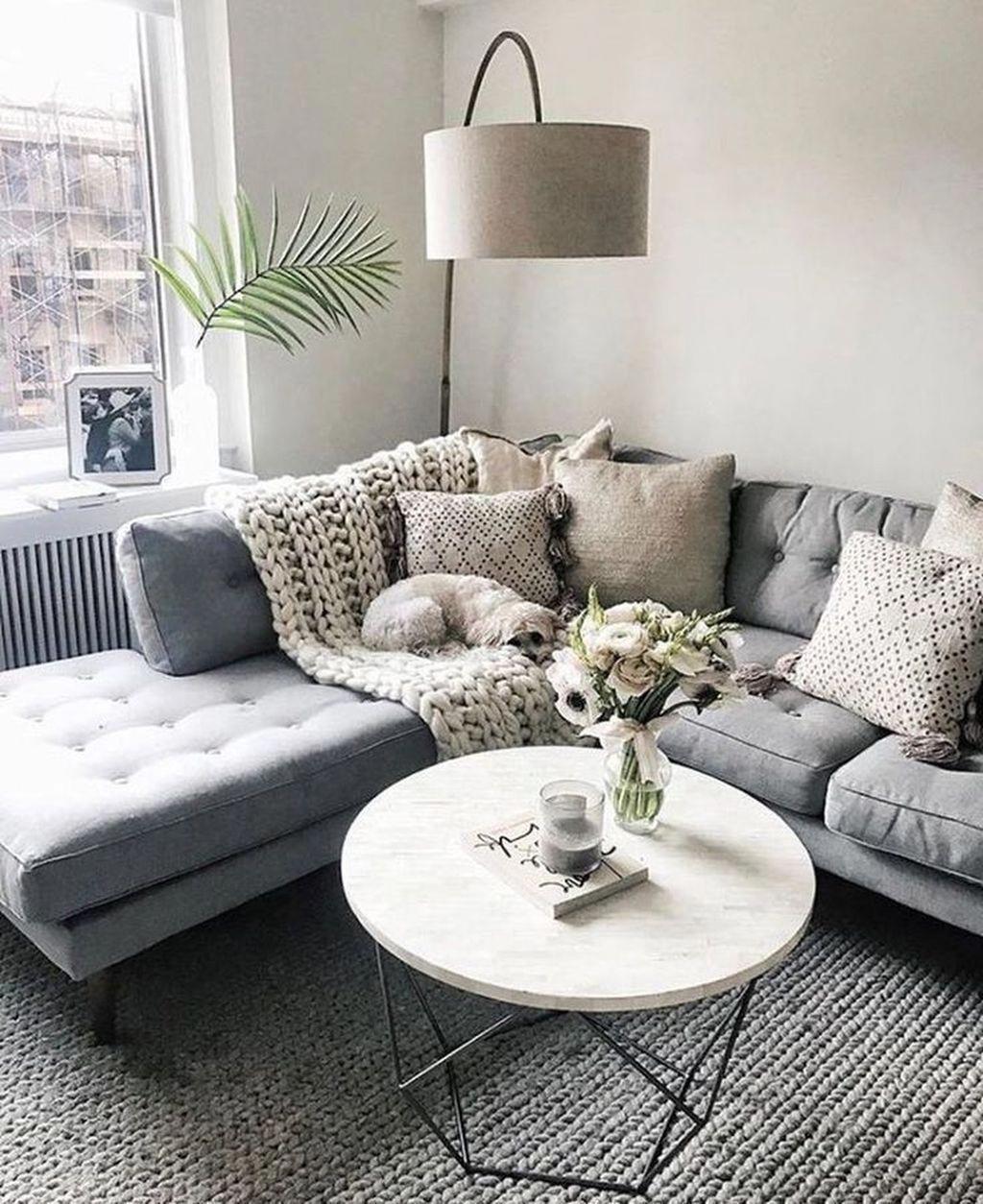 Cozy Modern Minimalist Living Room Design Ideas for ...