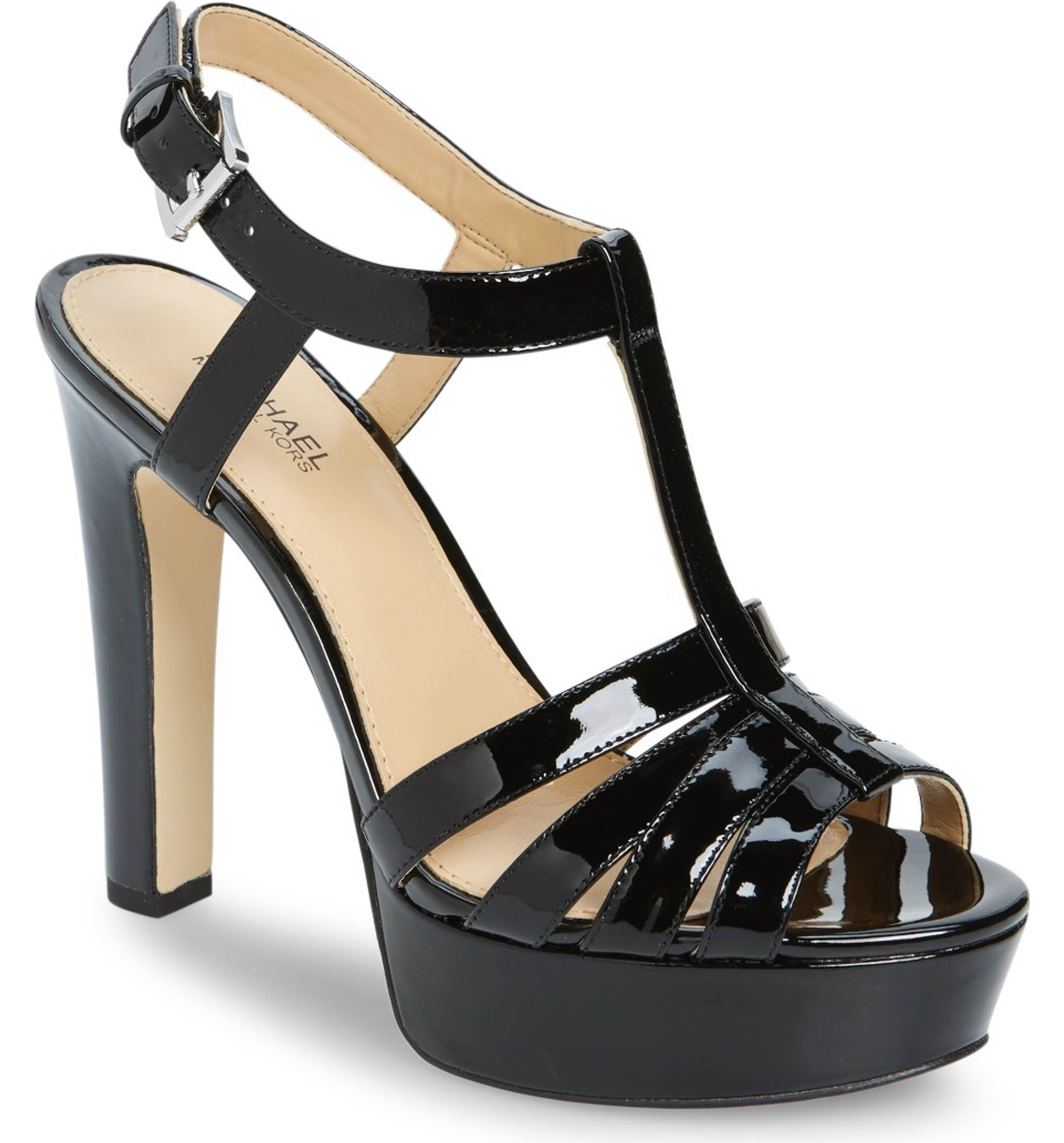 66795c3aaa6 Main Image - MICHAEL Michael Kors Catalina Platform Sandal (Women ...