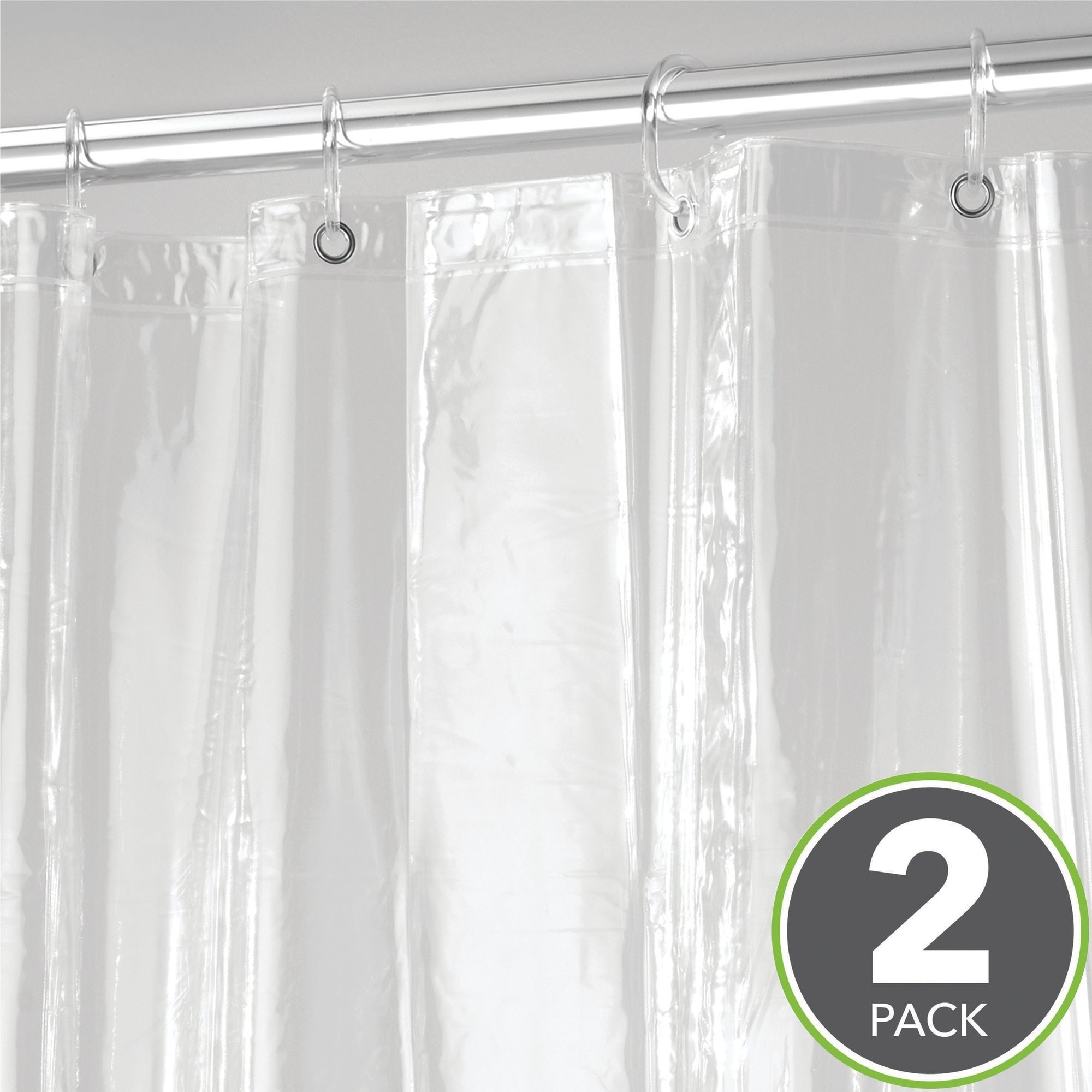 mildew inch home ca fabric dp amazon interdesign kitchen white repellent by curtain free shower x curtains water