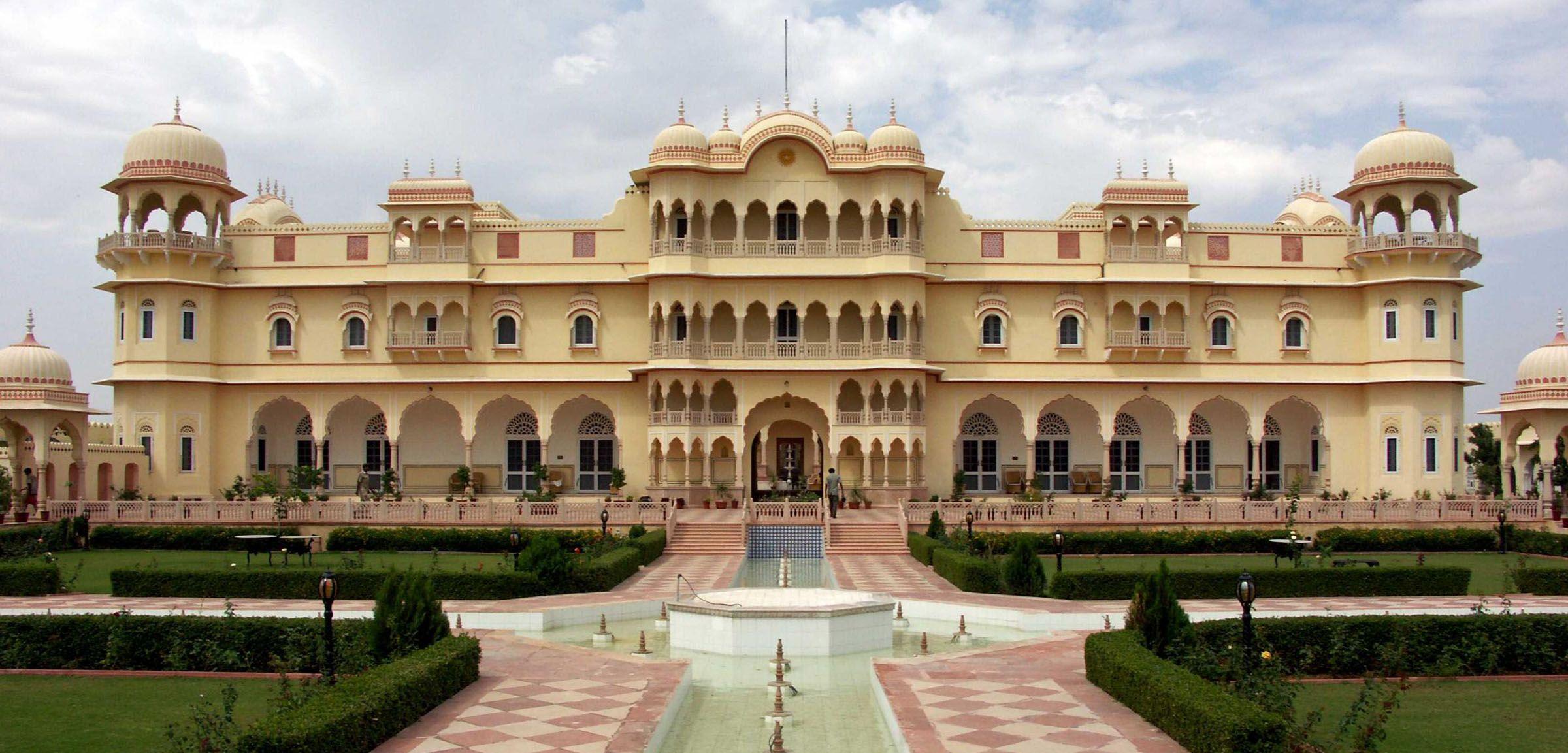 Chomu Palace, a reflection of the Royal Palaces of India