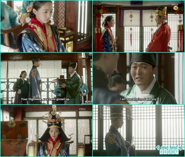 Love in the moonlight ep 6 eng sub