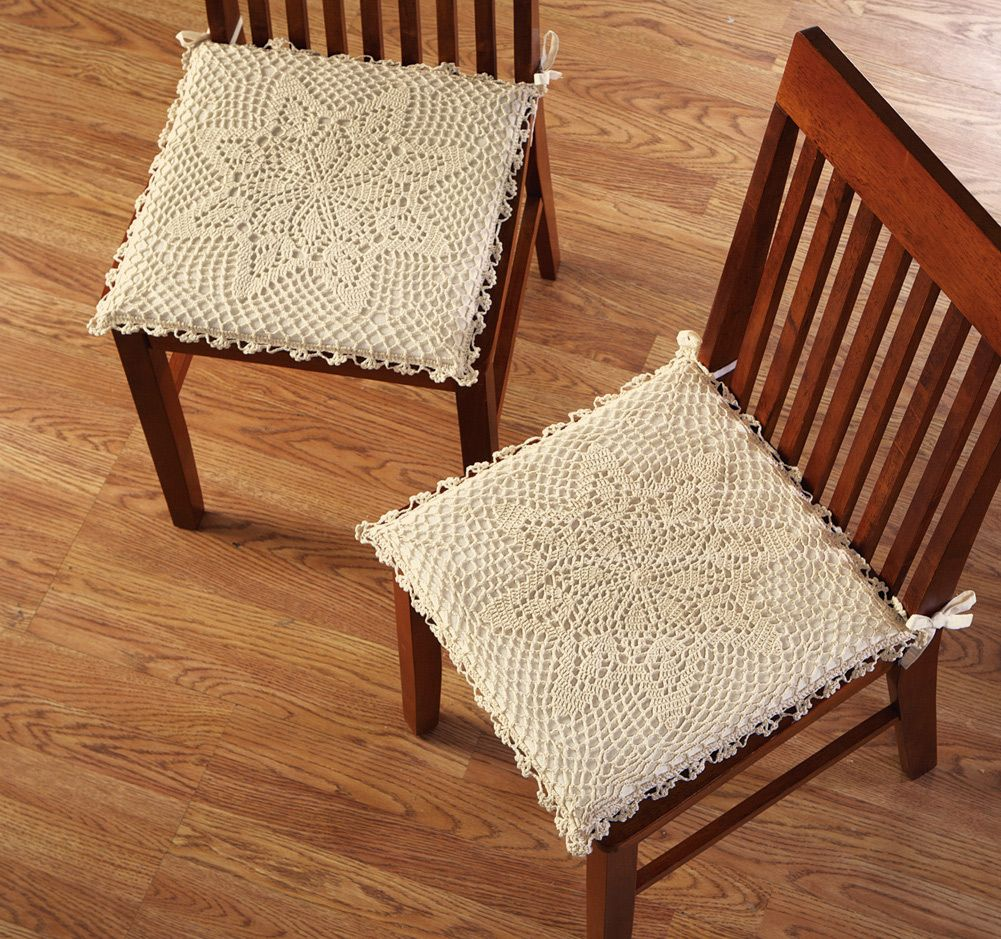 Seat Cushion Covers For Chairs  Chair Seat Covers  Pinterest Pleasing Seat Cushion For Dining Room Chairs Inspiration Design