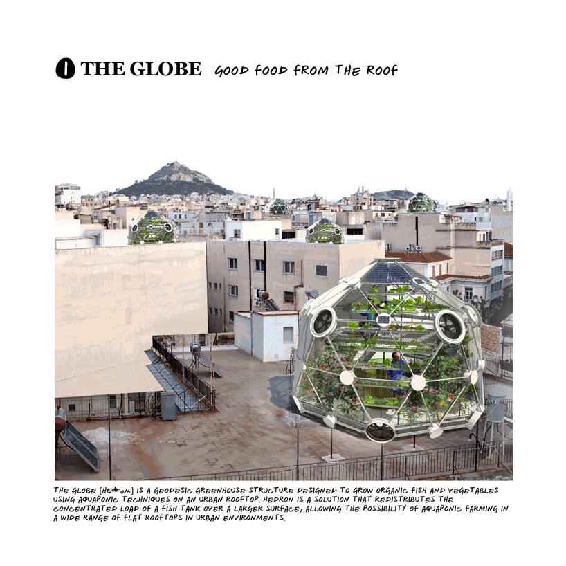 antonio scarponi: the globe rooftop urban farm