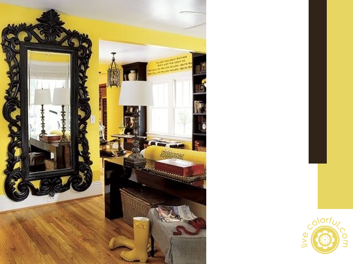 Colores de paredes con muebles oscuros muebles oscuros - Colores que combinan con marron ...