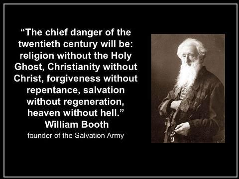 So true of today..sadly, this is what is preached in most churches. Come quickly Lord Jesus!!!