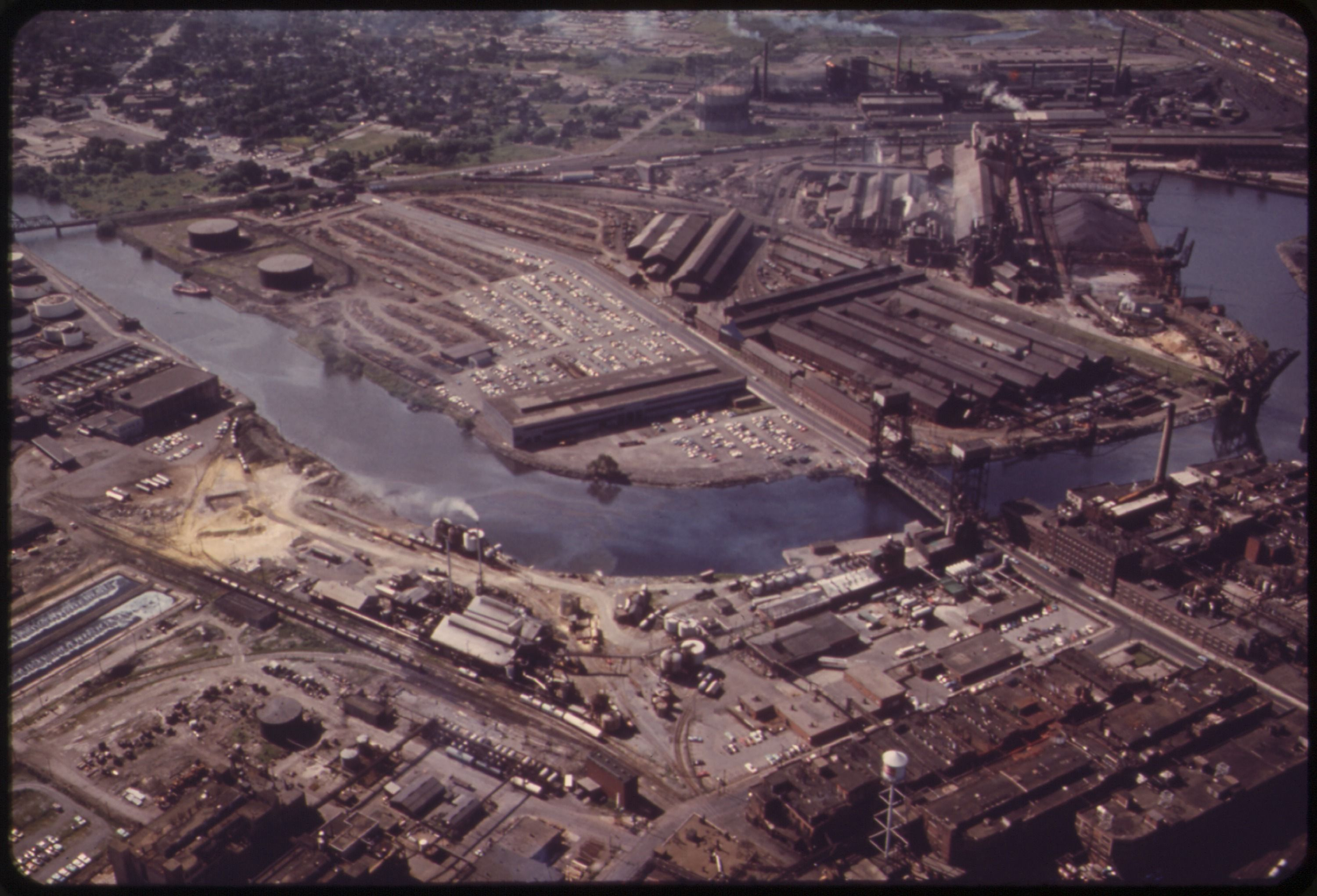 The Former Bethlehem Steel Plant In Lackawanna Ny Which Served As A Setting In The Dark Ones City Photo Bethlehem Steel Lake Erie
