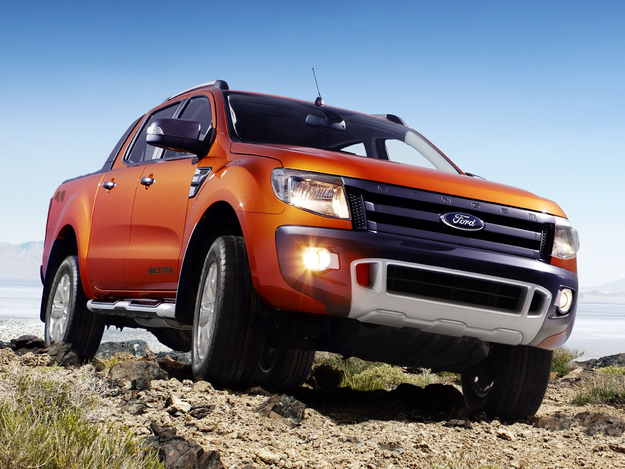 Ford unveiled the newest truck named 2016 ford ranger one of the biggest updates is an improved five cylinder diesel engine when it comes usa market