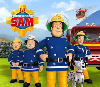 Dickie toys feuerwehrmann sam hersteller f r spielwaren - Feuerwehr bilder kinderzimmer ...