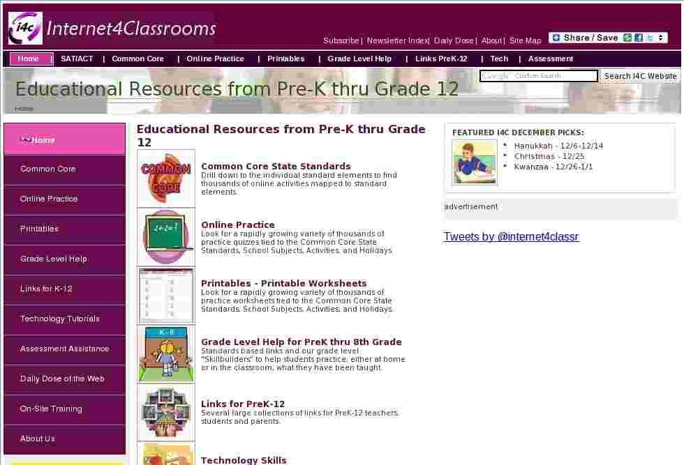Life management skills, Websites for